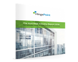 HingePoint Autodesk Industry Report