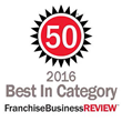 InXpress Named Top in Category on Franchise Business Review for Fifth Consecutive Year
