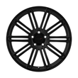 TSW Alloy Wheels- Crowthorne in Matte Black