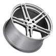 TSW Alloy Wheels- Mechanica in Silver Mirror Cut Face