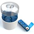 desktop pill organizer, desktop pill planner, 7 day pill organizer, 7 day pill planner, weekly pill organizer, weekly pill planner