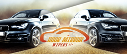 Driving on the road, no matter what the outdoor weather condition will now be made safer with the Door Mirror Wipers