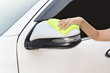 Keep side mirrors clean all the time!