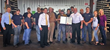 Graham Spray Equipment Recognized for Impact on Business Community and Economy - Received award from GA Secretary of State