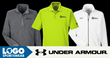 LogoSportswear is now an authorized seller of the Under Armour corporate outfitting line.