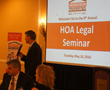 HOA Legal Seminar in Charlotte, NC