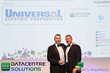 Universal Electric Corporation Presented with the Industry Award for Datacentre Solutions