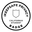 iKeepSafe California Student Privacy Badge