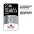 Encino Hospital Medical Center Receives Get With The Guidelines-Stroke Silver Quality Achievement Award