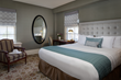 Manor guestroom at Hotel Viking in Newport, Rhode Island