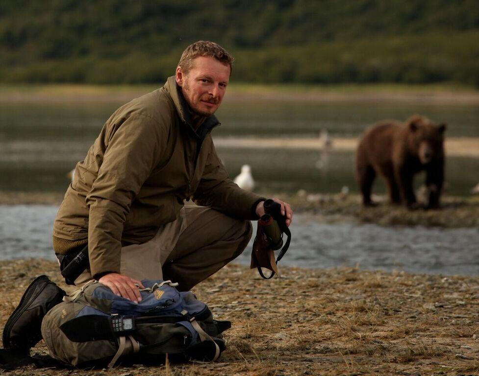 Ecologist Adventurer Author And Award Winning Tv Host