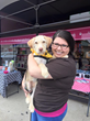 Woof Gang Bakery in Fayetteville, North Carolina hosts in-store pet adoption event