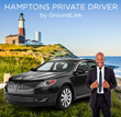 GroundLink's Hamptons Private Driver Introduces Vans in New York and Reduces Pricing in New Jersey