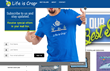 ShopSocially Get-an-Email App Delivers Stunning 31.18% Sales Conversion Rate for Life Is Crap Online Clothing Retailer