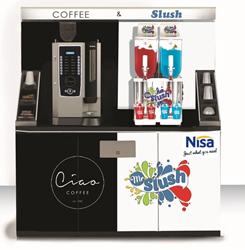 Slush Serving Station