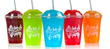 Mr Slush Drink Range