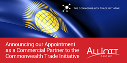 Alliott Group is a Commercial Partner in the Commonwealth Trade Initiative