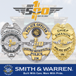 Smith & Warren Designs and Manufactures the Indy 500 100th Anniversary Commemorative Badges