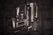 Cabot Guns Meteorite Pistol
