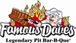 In Honor of National Bar-B-Que Month, Famous Dave's Pitmasters Share their Top 12 Grilling Tips; Win an All-American Bar-B-Que Party