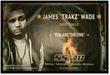 "James ""Trakz"" Wade ""You Are The One""New Single Release Date Official!"