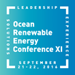 11th Annual Ocean Renewable Energy Conference Embarks on Second Decade of Leadership, Experience, and Solutions