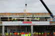 """Florida Hospital Carrollwood Celebrates """"Topping Out"""" of Construction Project"""