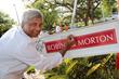 Dr. Patel signs last beam