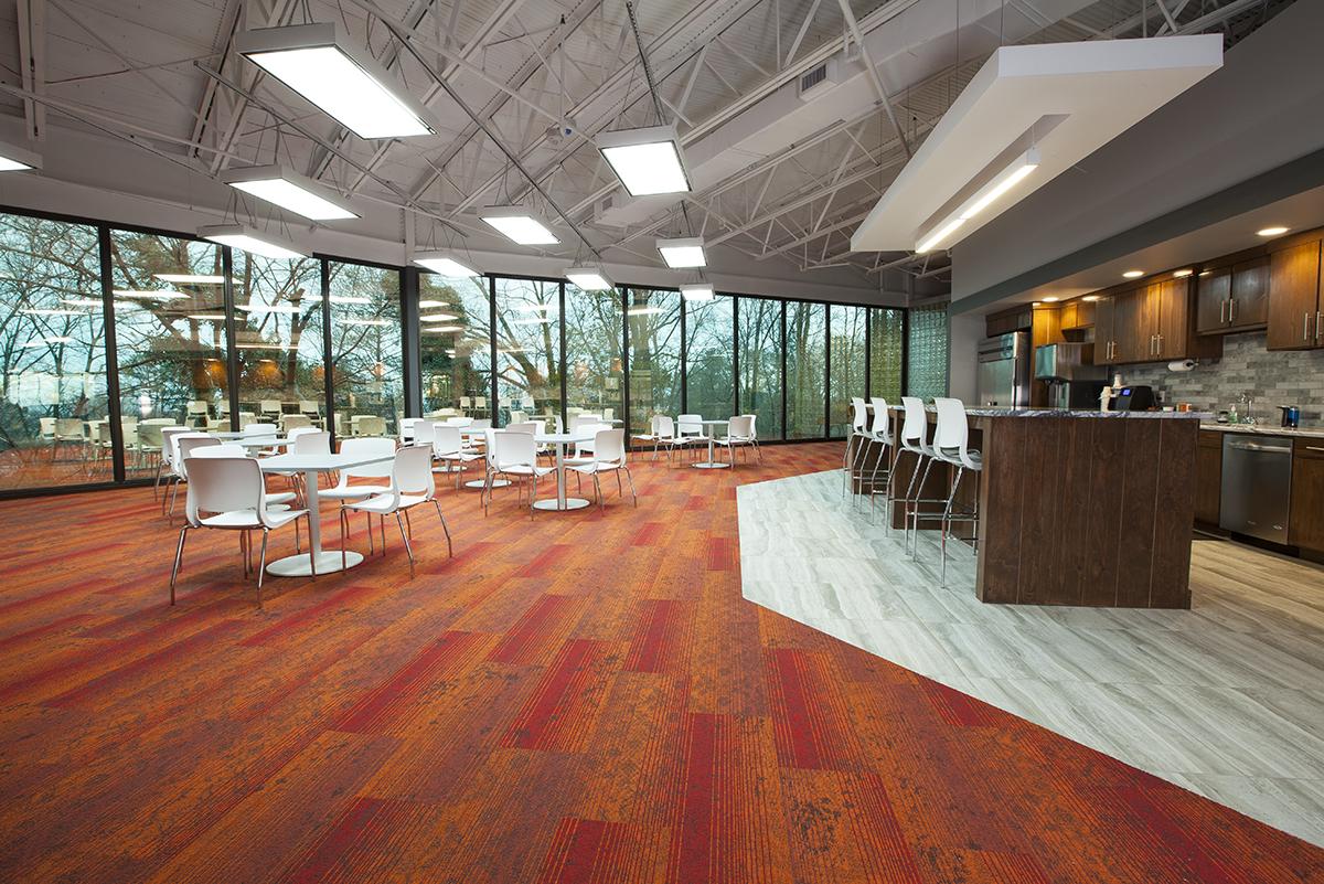 Mohawk Group S Light Lab Design Center Receives Petal