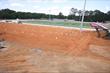 Satsuma High School Completing Installation of Shaw Sports Turf Field at New Stadium