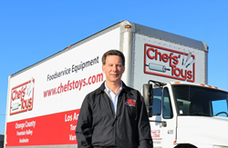 Chefs' Toys Wins 2016 U.S. Top Dealer Achiever Award