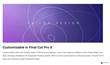 Pixel Film Studios - ProDrop Wire - Final Cut Pro X Generator
