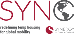 SYNC Logo for Synergy Global Housing