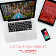 ZOM Living Launches Corporate Website by Spherexx.com®
