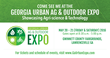 Super-Sod has a Booth at the Georgia Urban Ag & Outdoor Expo