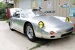 Porsche 356 Carrera 1960, classic car, exotic car