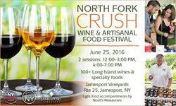 North Fork wines, North Fork winery, North Fork artisnal food, summer wine festival, summer North Fork events, wine tasting.