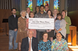 West Side Presbyterian Church, Ridgewood, will receive the Community Service Award for their monthly volunteer service in our Community Kitchen and their generous gift to Eva's Village in April 2016.