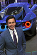 Mark Fields, President and Chief Executive Officer of Ford Motor Company.