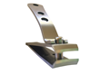 KlipPro Large Nail Clipper has a 4mm wide jaw opening for those who have extra thick toenails.