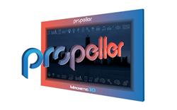 Magnetic 3D Sponsors Propeller Festival