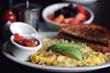 LA Times Omelet
