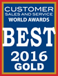 TouchCommerce TouchSMS Wins Gold for Business Products, Solutions, or Innovations in 2016 Customer Sales and Service World Awards