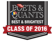 Poets&Quants Names 100 Best & Brightest MBA Graduates For Class of 2016