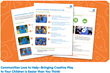 Imagination Playground Community Fundraising Guide Has Helped Hundreds of Organizations