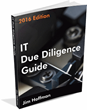 2016 Edition of the IT Due Diligence Guide Published by Alzhan Development LLC