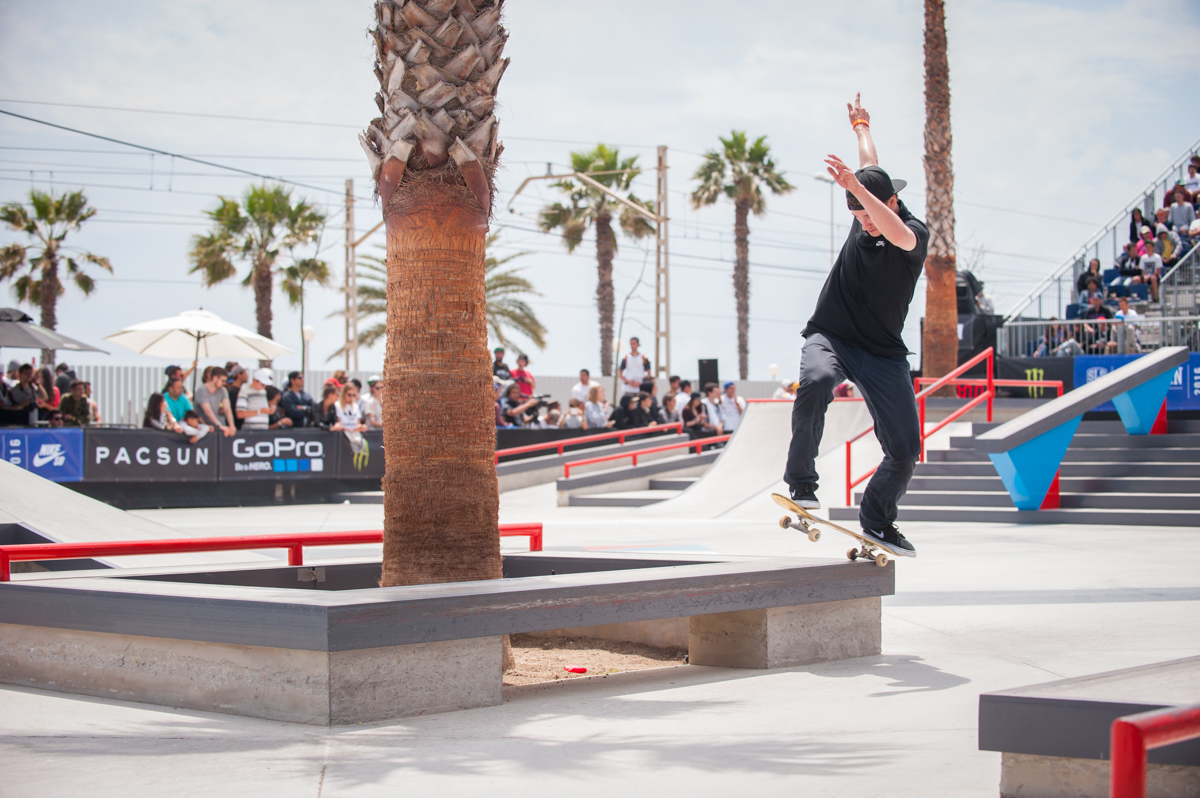 Monster Energy's Shane O'Neill Wins 1st Place at the SLS Nike SB Pro Open  in Barcelona ...
