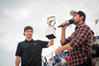 Monster Energy's Shane O'Neill Wins 1st Place at the SLS Nike SB Pro Open in Barcelona and Monster teammate Nyjah Huston Takes 2nd Place
