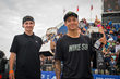 Monster Energy's Shane O'Neill Wins 1st Place and Teammate Nyjah Huston Takes 2nd Place at the SLS Nike SB Pro Open in Barcelona