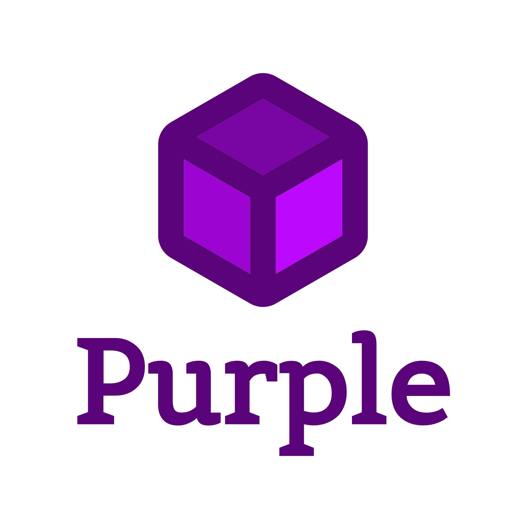 purple a new business card scanning service helps